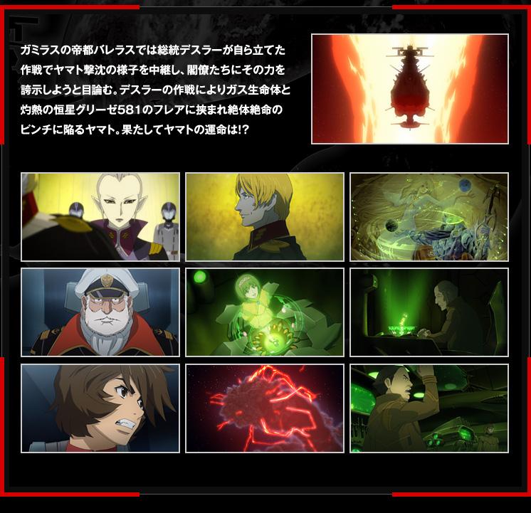 Uchuu Senkan Yamato 2199  MyAnimeListnet